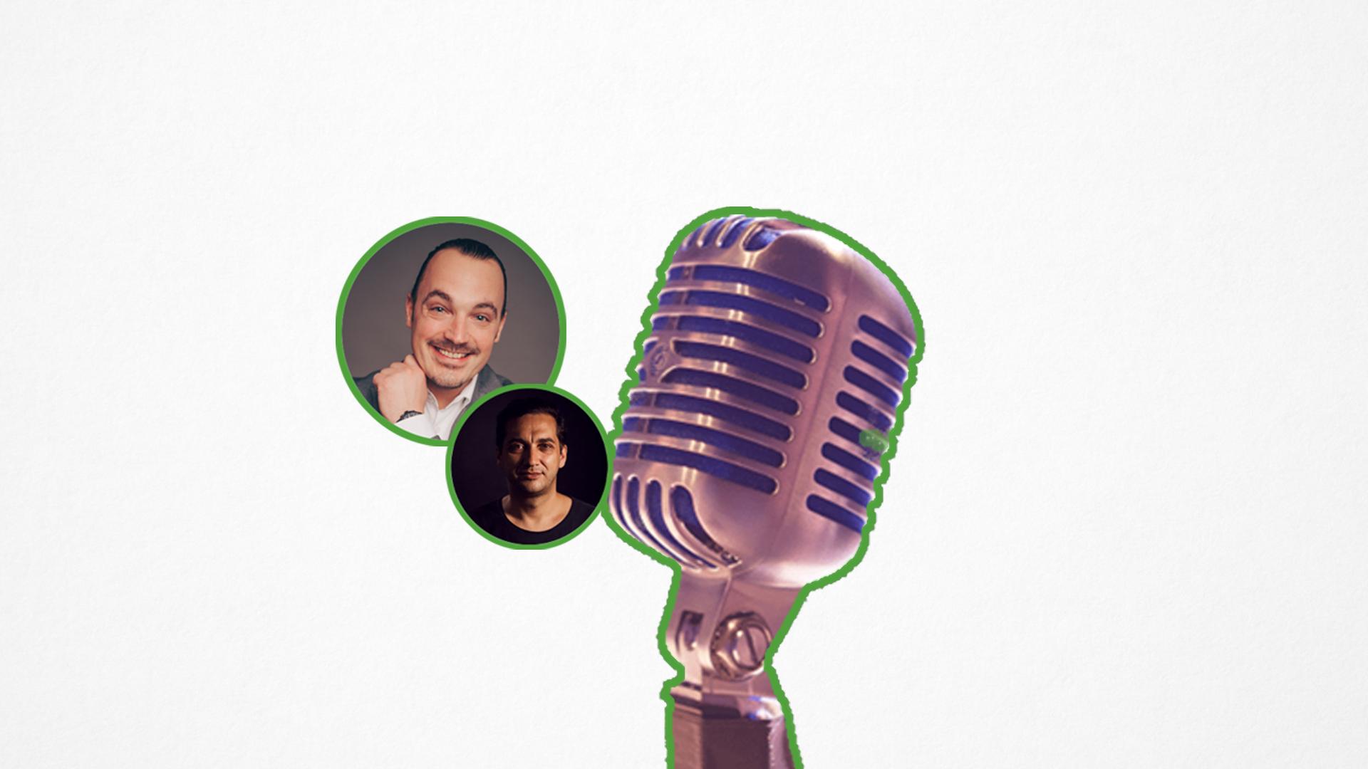 Im Küchenherde-Podcast mit Ivi Balenovic geht es um No-Show-Vermeidung und AI in der Gastronomie.