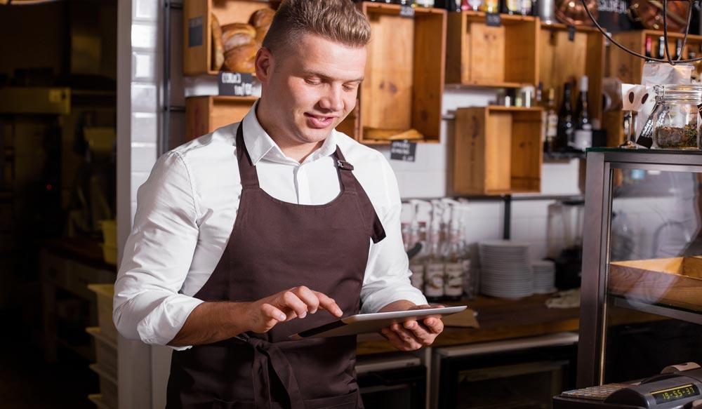 Verbinde jetzt das Reservationssystem aleno ganz einfach mit der iPad-Kasse iKentoo - für mehr Insights und weniger Aufwand