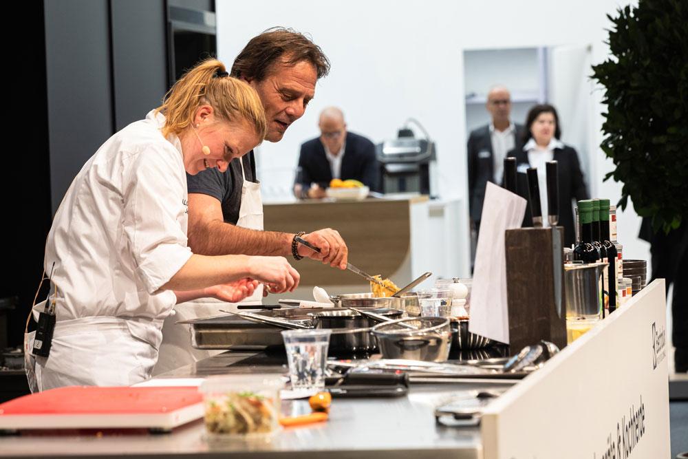 Gastronomie-Messen in Duetschland, Österreich und der Schweiz